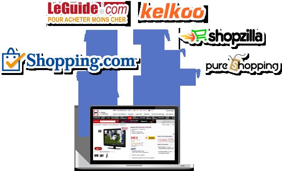 comparadores de precios para tienda online