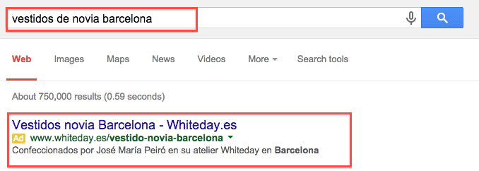 marca digital, adwords