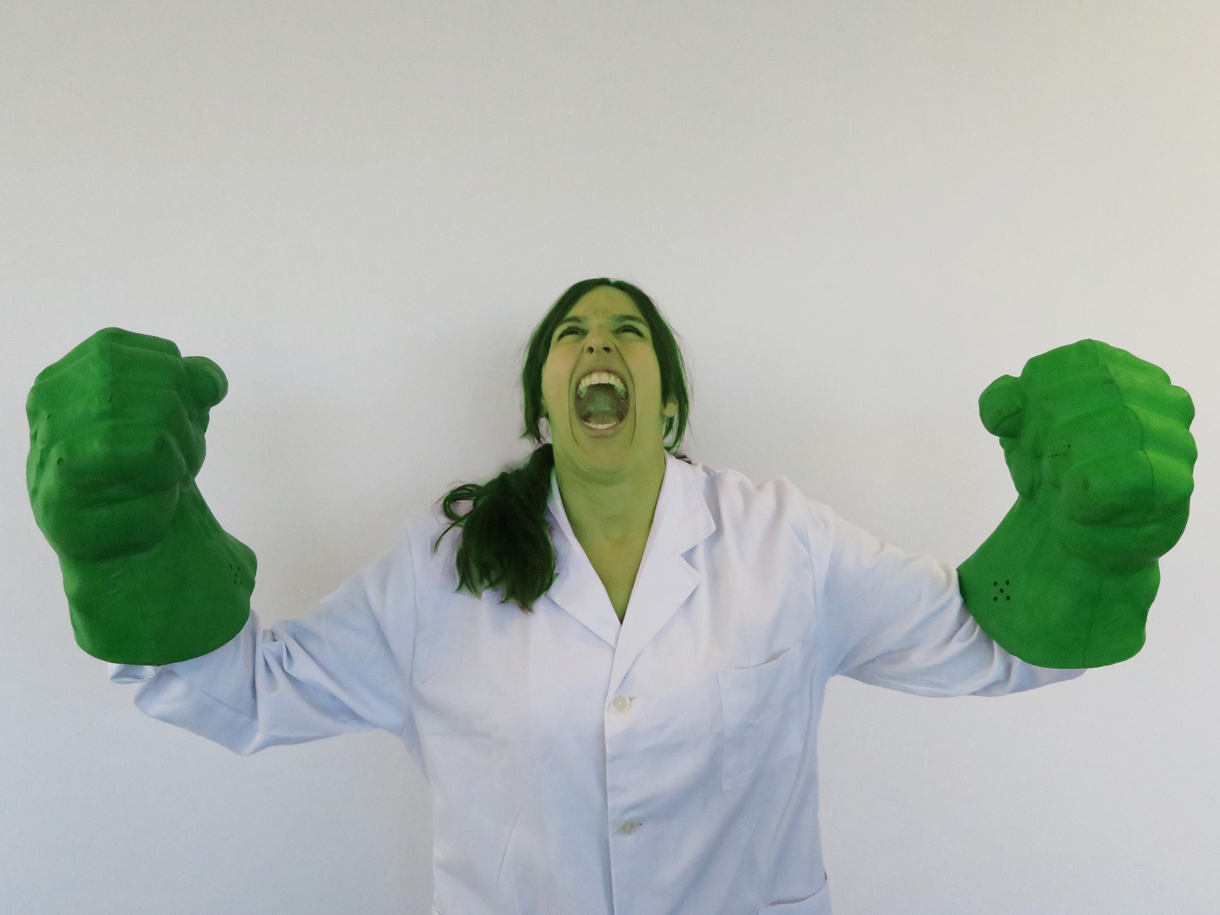 Hulk - Especialista en anuncios de alto impacto