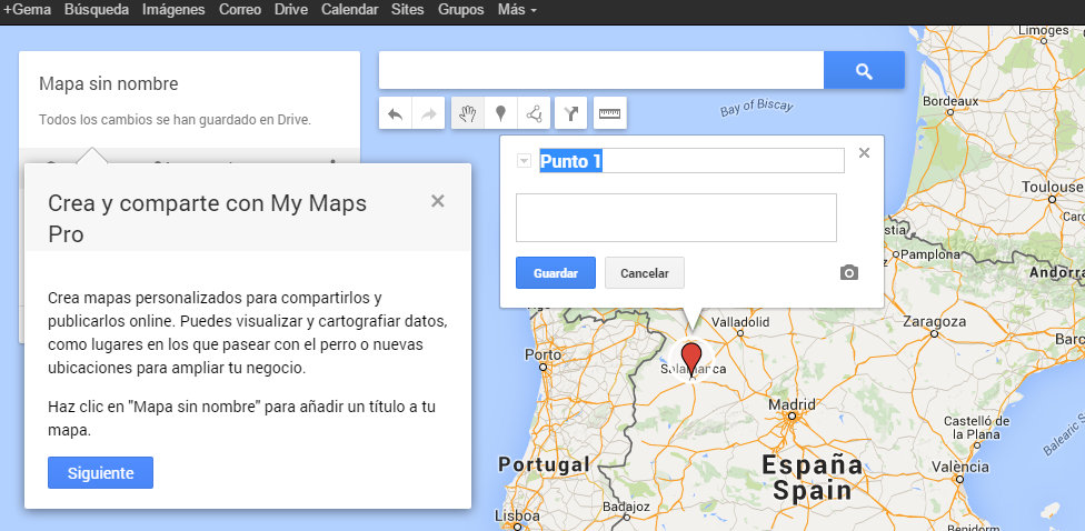 google-my maps