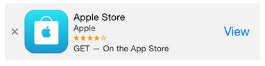 Smart App Banner para Safari