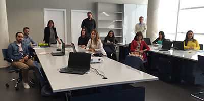 Experto en Marketing Digital Súmate - Inauguración