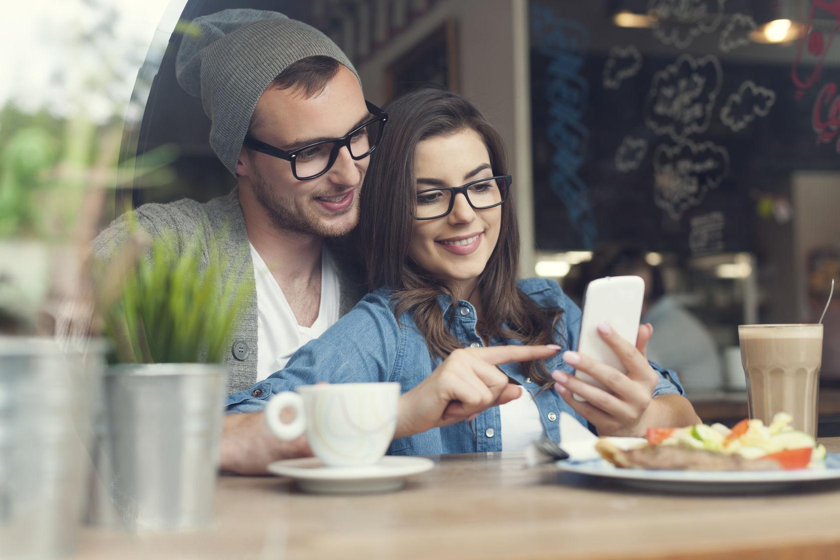 Nuevos perfiles de consumidores - Pareja hipster