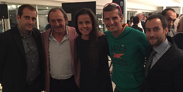 Súmate en la gala Patrocina un Deportista - Con Fermín Cacho, Ángel Luis Rodríguez y Pablo Villalobos