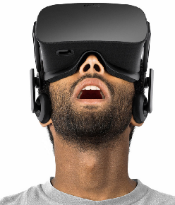 Realidad virtual: Oculus Rift - Facebook