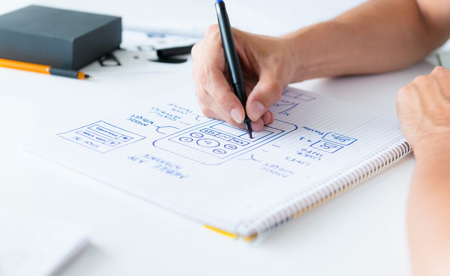 Diseño de página web claro para el usuario