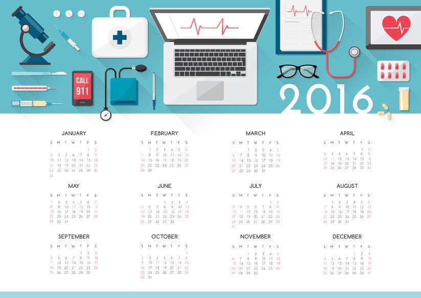 Calendario de prevención personalizado