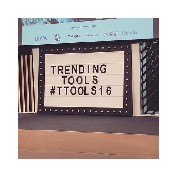 Trending Tools 2016