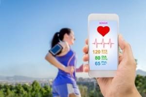 Práctica de ejercicio con la ayuda de una app sanitaria