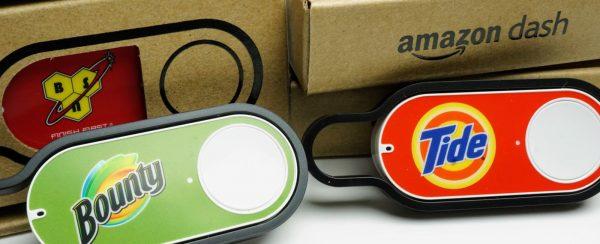 Botón Dash de Amazon: tus pedidos a un clic de distancia
