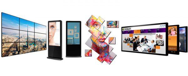 Digital Signage: El potencial de la señalización digital y la publicidad