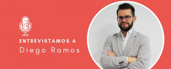 Diego Ramos, la unión entre la Comunicación Audiovisual y el Marketing Digital