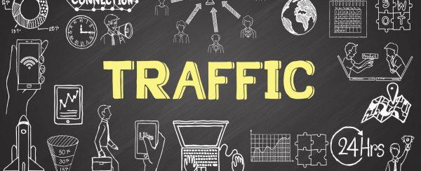 Como aumentar o seu tráfego web?