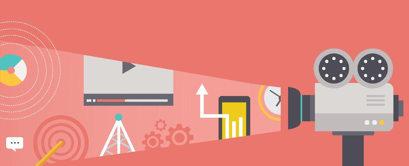 Resultado de imagen para ¿En qué RRSS es más recomendable usar el vídeo marketing?