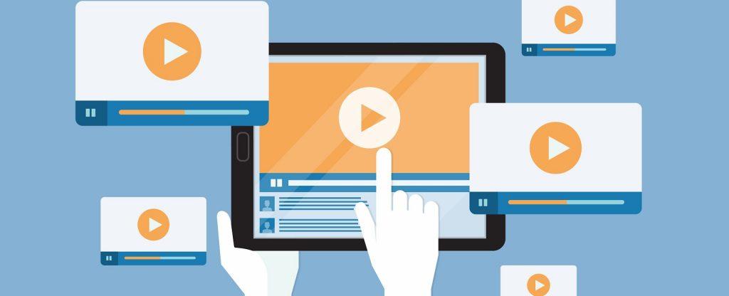 Capa para post sobre publicidad online de video.