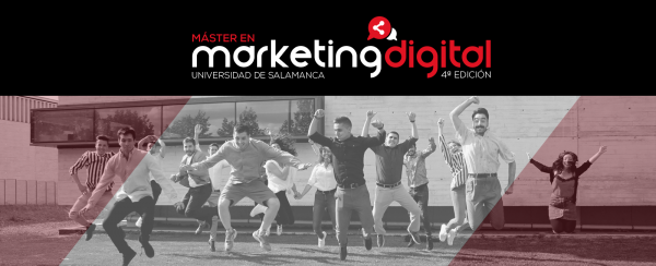 Graduación del Máster en Marketing Digital (3ª edición)