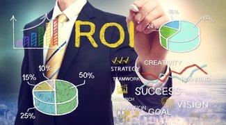 El ROI del área del marketing,