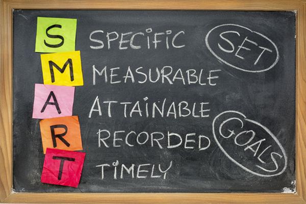 Los objetivos SMART planteados para el sector industrial